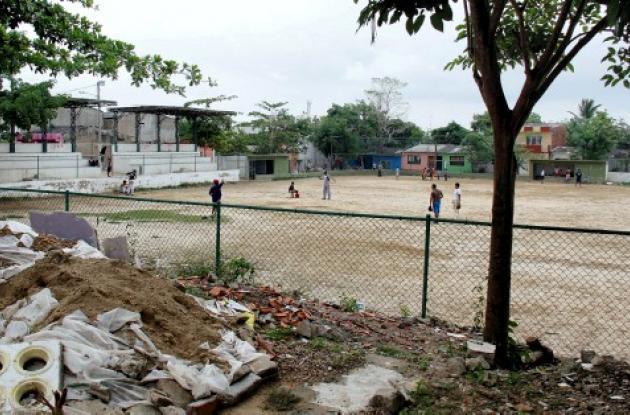 Cancha de sóftbol de Chapacuá