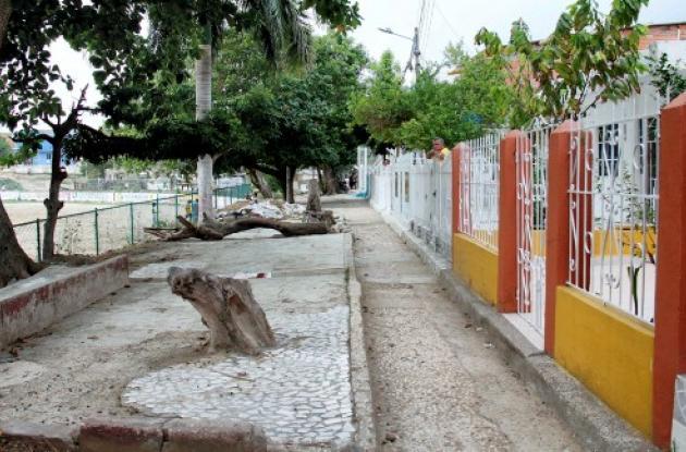 Calle de Chapacuá