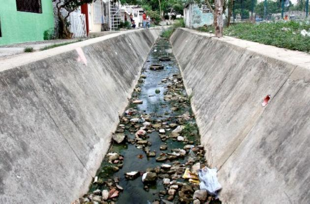 Canal de Chapacuá