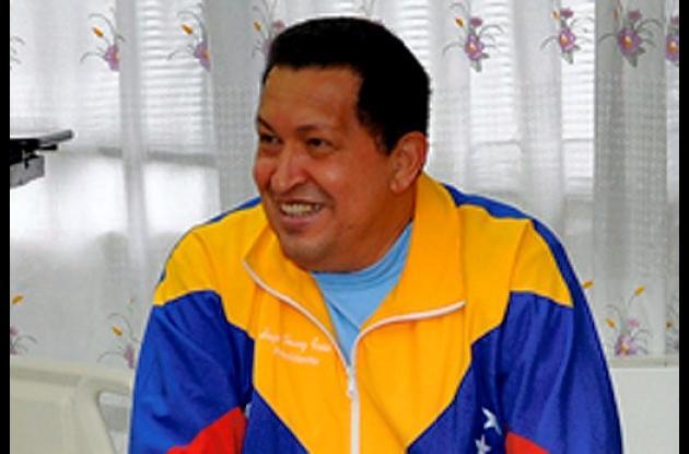 Hugo Chávez se recupera, insiste el Gobierno.