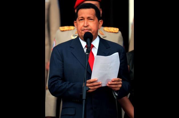 Hugo Chávez permanece en Cuba, donde recibe quimioterapias para tratar el cáncer