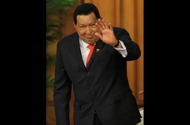 Hugo Chavez F