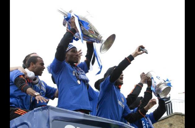 Chelsea celebra su triunfo