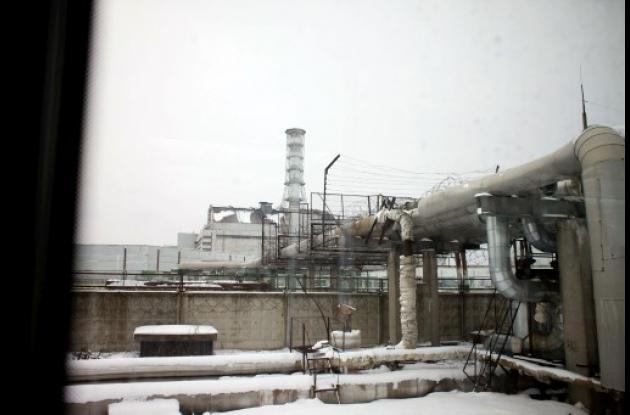 Chernobyl hoy es una ciudad fantasma.