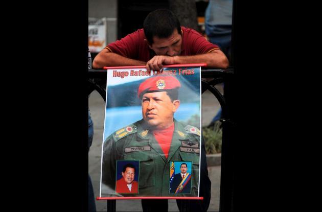 Hugo Chávez, presidente de Venezuela, anunció el jueves que fue operado en Cuba