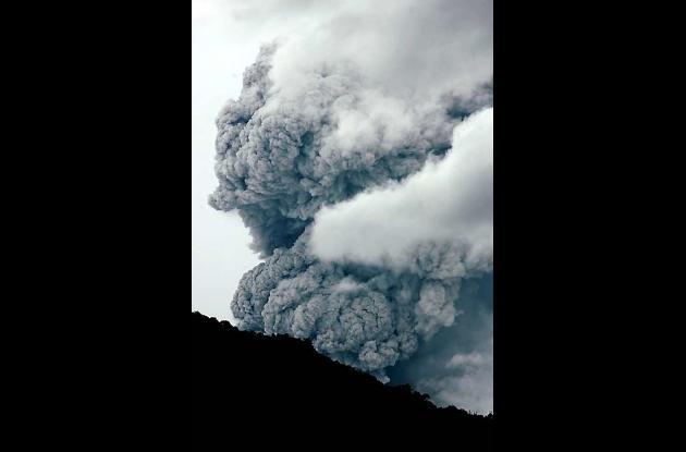 La erupción del volcán chileno sucedió el 4 de junio