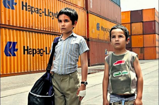 """""""Abel"""", filme de de Diego Luna."""