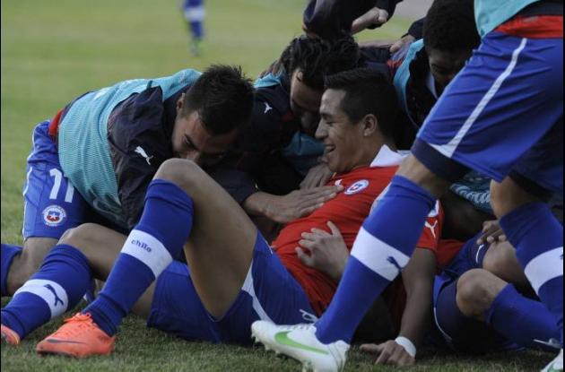 Selección de Chile.