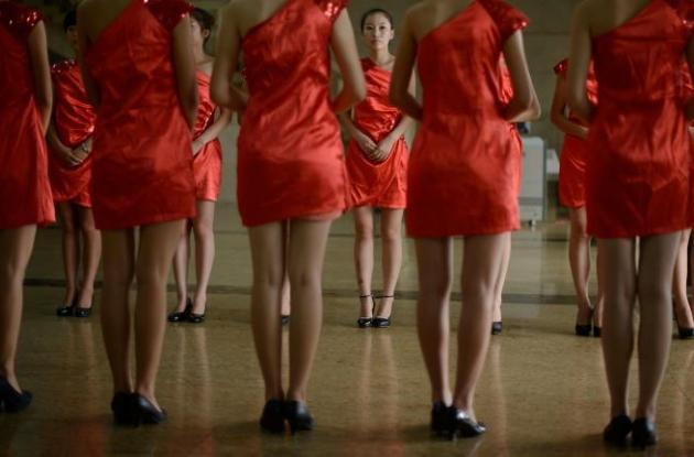 China busca sangre de mujeres vírgenes