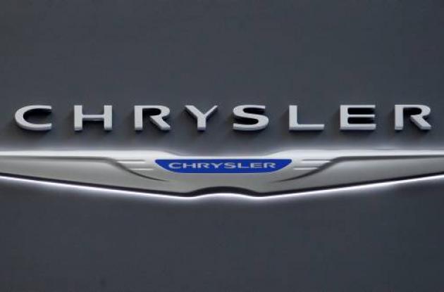 Chrysler reporta aumento en ventas.