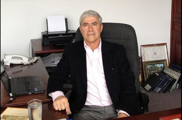 Carlos Bernardo Padilla, científico colombiano.