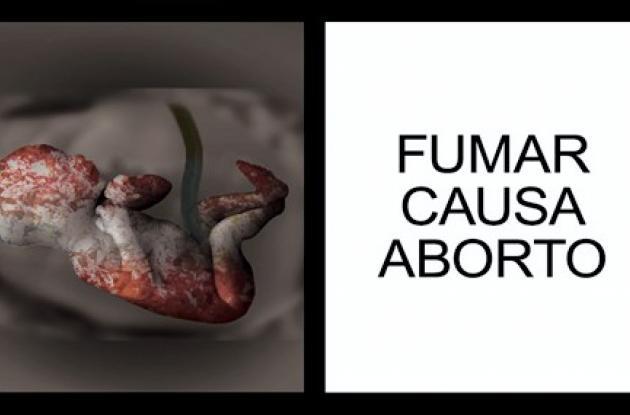 Colombia: Pictogramas para prevenir consumo de cigarrillos.