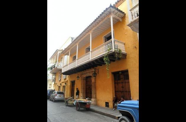 Casa Calle Santo Domingo.