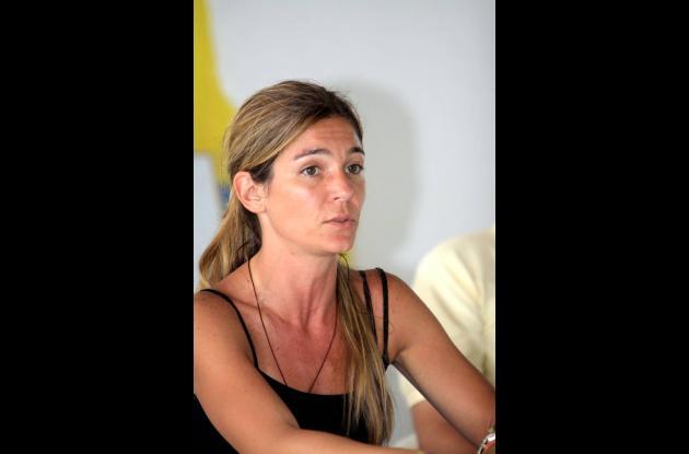 Claudia García, directora de la Fundación Semana.