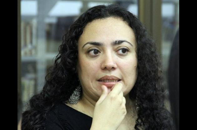Claudia Ayola Escallón, psicóloga.