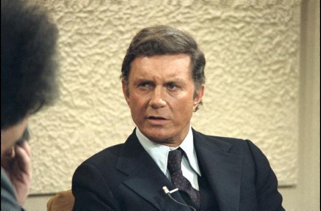 Murió el actor Cliff Robertson.