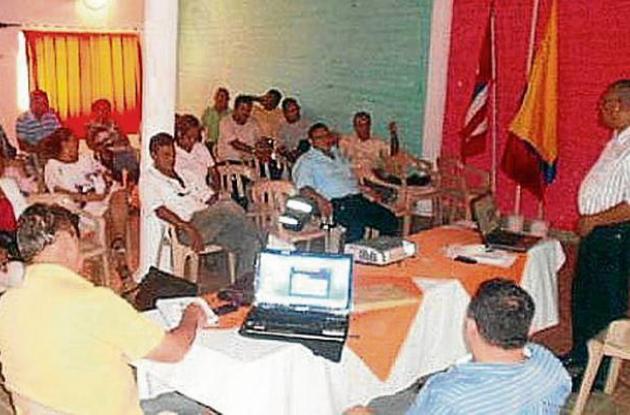 Los trabajadores agremiados en Anthoc se capacitaron en clínicas jurídicas