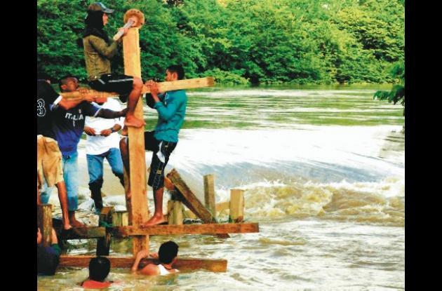 pérdidas  por las inundaciones