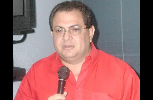 Juan Manuel López, ex senador liberal.