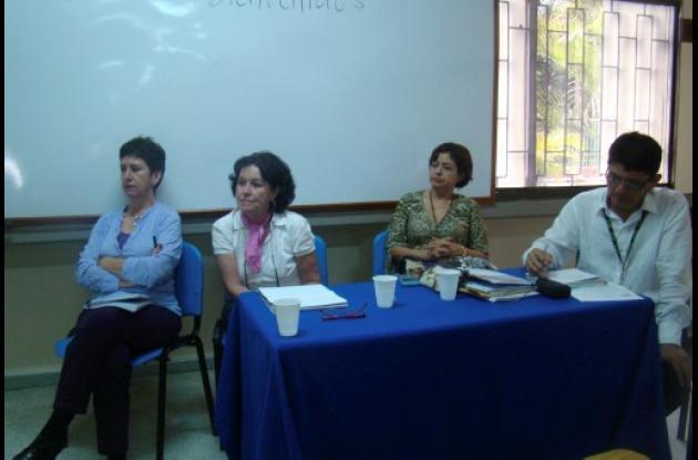 Reunión del comité de ciencia y tecnología de Córdoba.