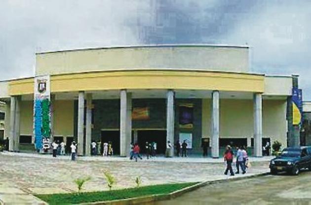 Repararán el Centro de Convenciones de Montería.
