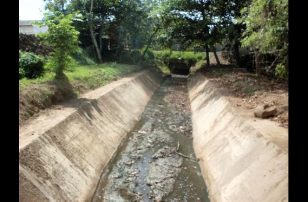 Obras para mitigar inundaciones en Lorica.