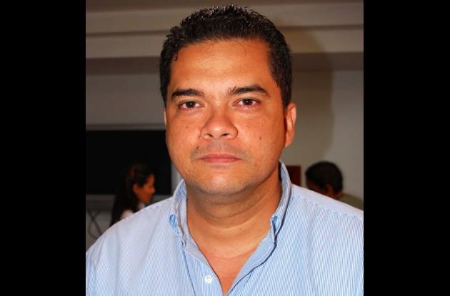 Alejandro Espinosa, secretario de Hacienda.