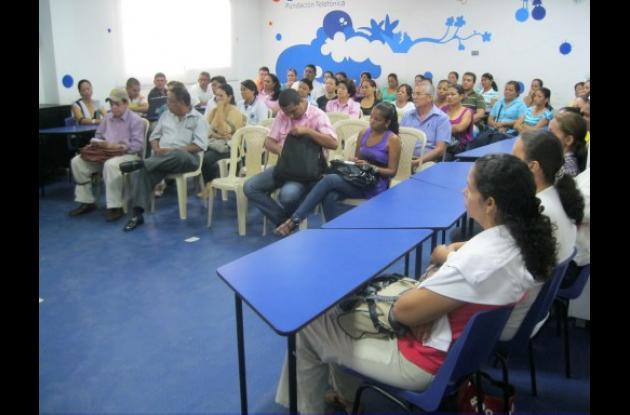 se oponen al cambio de la rectora del Antonio Nariño.