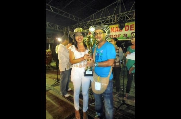 grupo Mukatá, primer puesto en el concurso de gaita corta