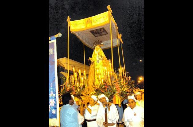 Semana Santa en Ciénaga de Oro.