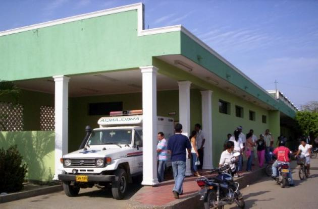 Hospital Sandiego de Cereté.