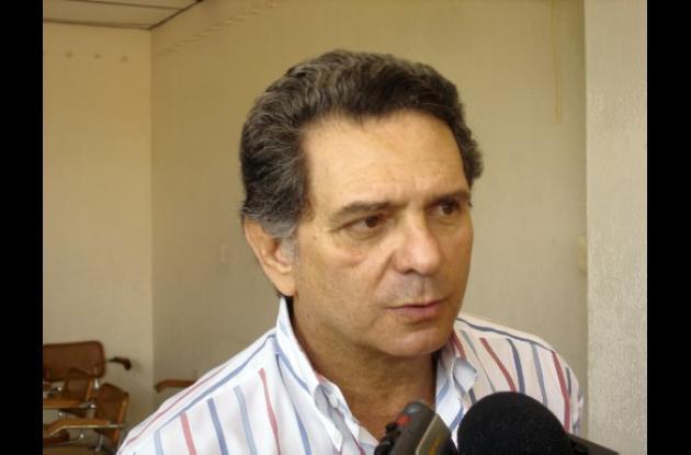 Julio Manzur, exsenador conservador.