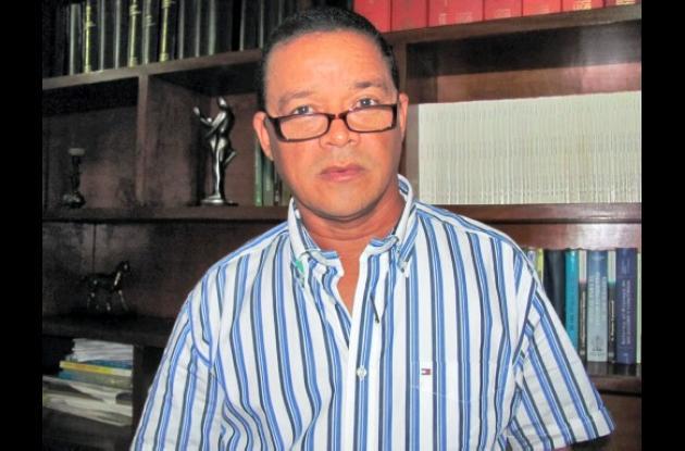 Remberto Pérez Núñez, abogado.