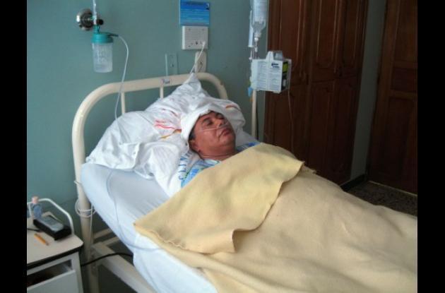 paciente con presunto diagnóstico de E.Coli.