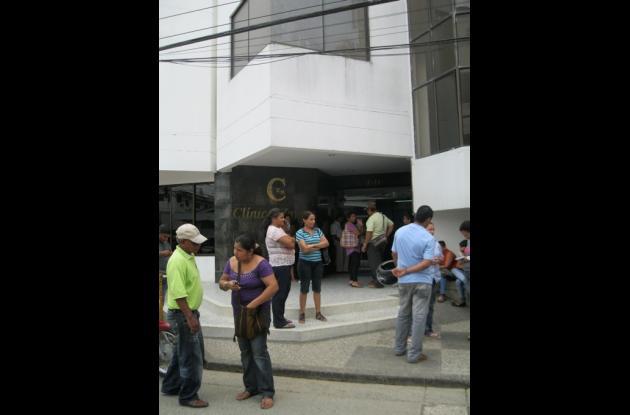 clínica Zayma de Montería
