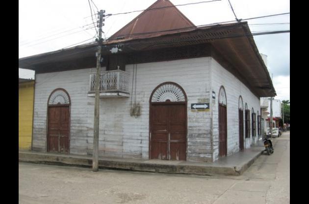 Las casas antiguas de Sahagún hablan de su historia.