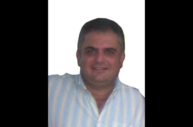 Jhony Besaile, candidato de Cambio Radical.