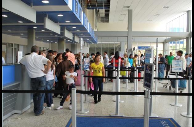 aeropuerto Los Garzones de Montería