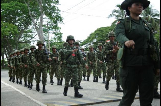 Hoy se realizará el tradicional desfile militar del 20 de Julio.