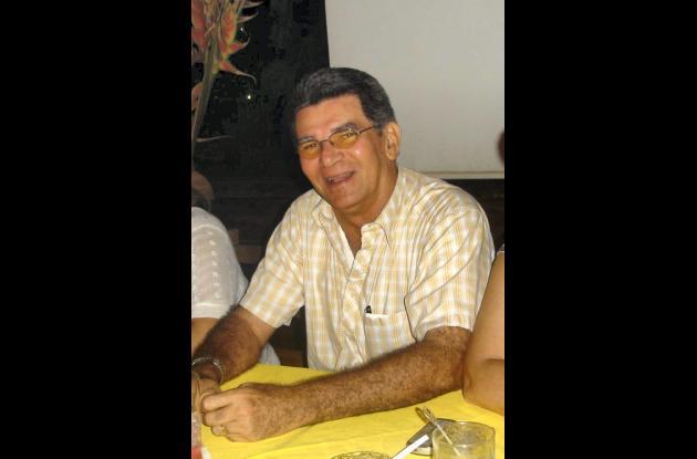 Pablo García, magistrado del Tribunal Administrativo de Córdoba.