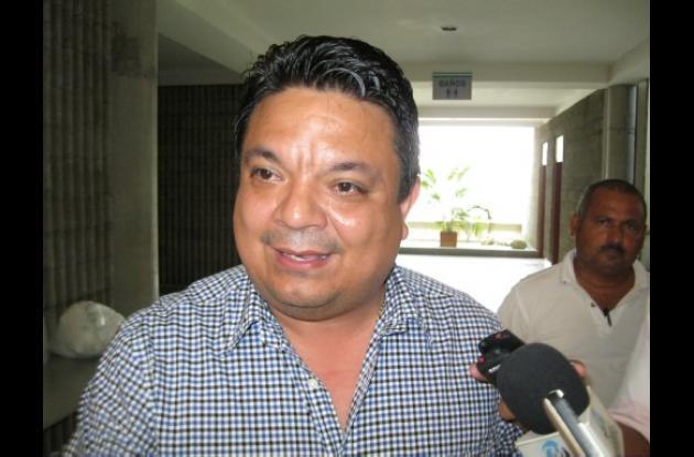 Jairo Salazar Macea, secretario de gobierno municipal.