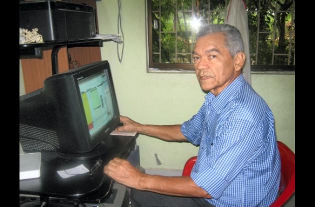 Rafael Cervantes, ganó un nuevo premio periodístico.
