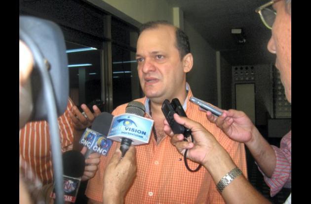 Ramiro Nassif, procurador departamental.
