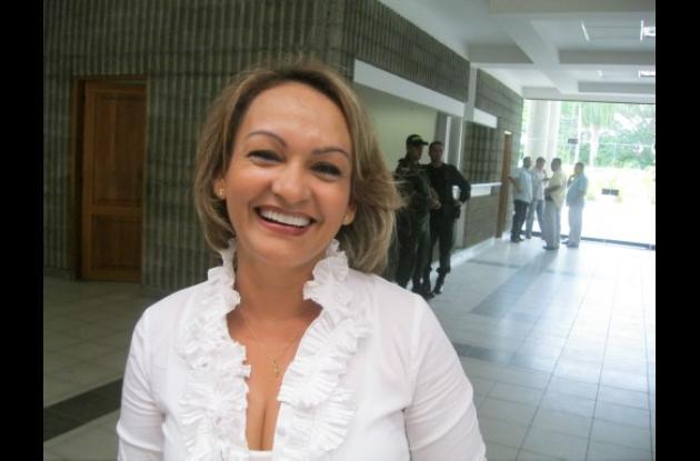 Diputada Blanca Nelly Márquez.