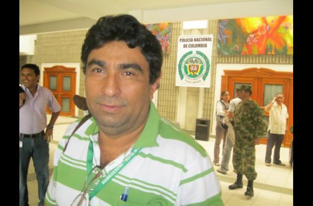 Diputado Jorge De Arco.