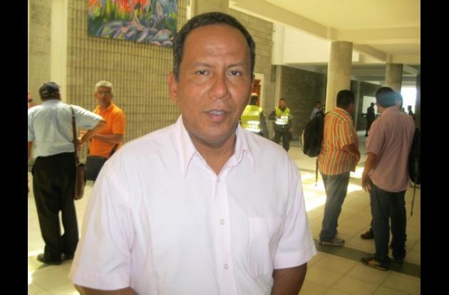 Rafael Chica, alcalde de Cereté.