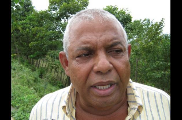 Pablo Vergara, alcalde de Puerto Escondido.