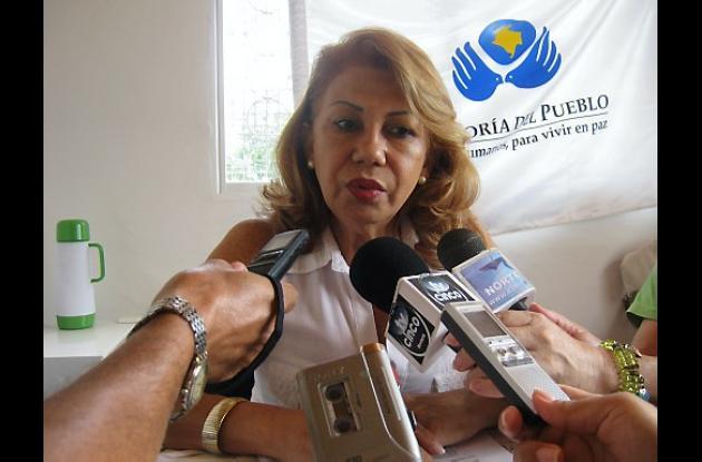 Julia Rodríguez Guerra, Defensora del Pueblo en Córdoba.