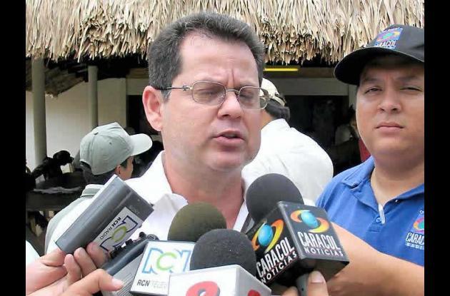 Mario Salomón Náder, exsenador liberal de Córdoba.