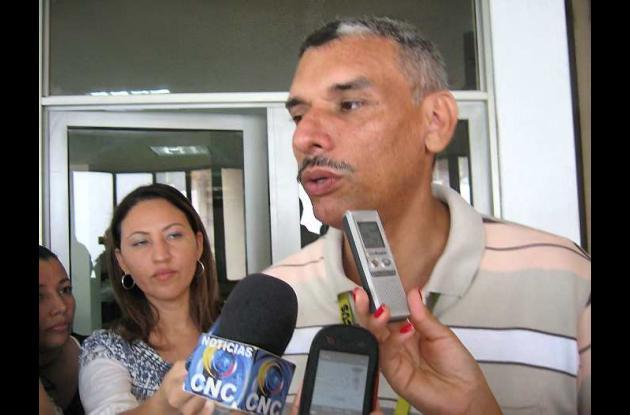 Manuel Coneo, coordinador Unidad Educación y Participación Ambiental de la CVS